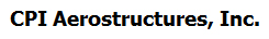 CPI Aerostructures, Inc.