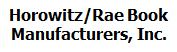 Horowitz / Rae Book Manufacturer, Inc.